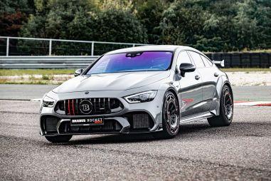 Brabus представил 900-сильный Mercedes-AMG GT63 S с зашкаливающим ценником