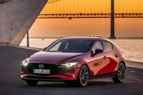 В Россию прекратили поставлять Mazda 3