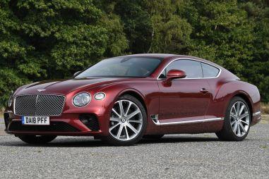 Bentley станет частью Audi