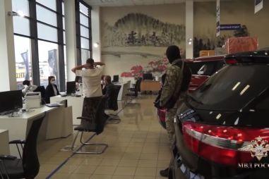 В Ростове-на-Дону прикрыли мошеннический автосалон