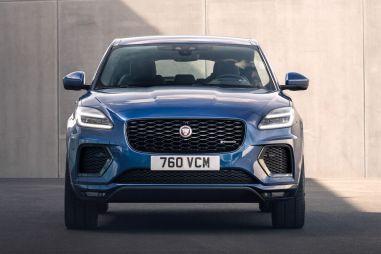 Jaguar представил обновленный E-Pace