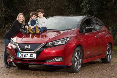 Исследование: дети уговаривают родителей покупать электромобили вместо традиционных