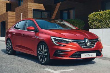 Седан Renault Megane обновился по примеру пятидверок