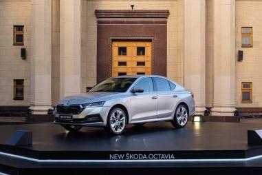 Скоро у дилеров: на ГАЗе началось производство новой Skoda Octavia