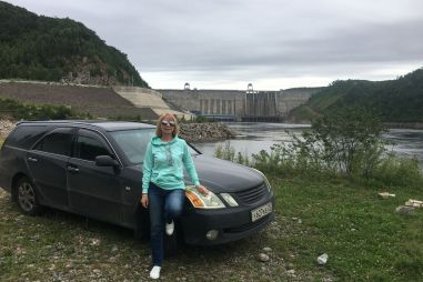 Дневник нетипичного отпуска: 13 тысяч км и 10 ГЭС страны за 16 дней