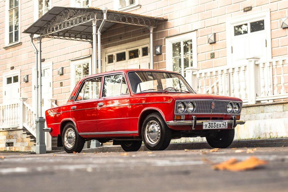 ВАЗ-2103. Советский шик и блеск 70-х