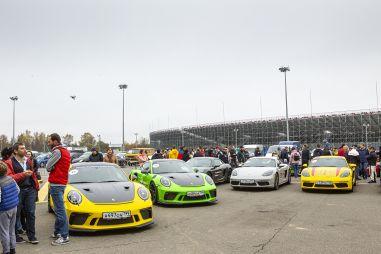 Олег Кесельман про Porsche Sport Challenge, новый Cayman GT4 и особенности гоночных трасс
