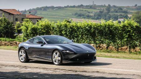 Тест самой красивой машины-2020. Ferrari Roma