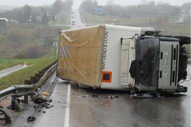 Думать за всех: разбираем типичные ошибки водителей грузовиков