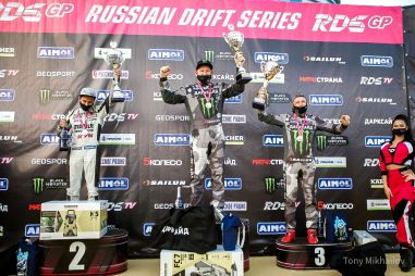 RDS GP: Лосев выиграл финал, но чемпионом стал Головня