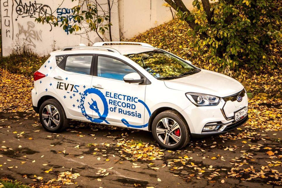 Первый тест-драйв JAC iEV7S. Чем китайская «электричка» покорит Россию