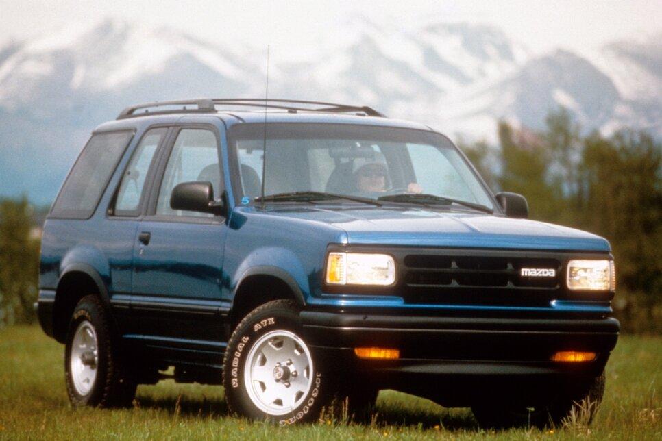 Mazda Navajo