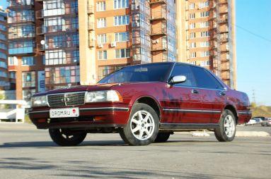 Народное ретро. Nissan Gloria 2.0 Brougham Y31 1990 года. Рожденный в борьбе