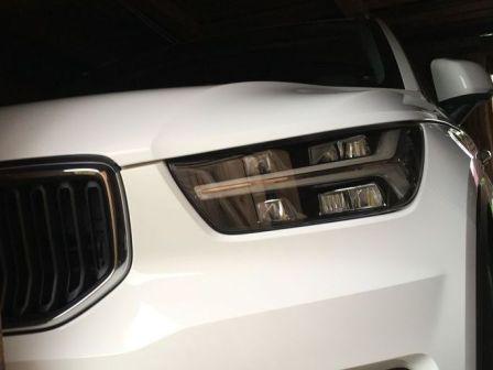 Volvo XC40 2019 - отзыв владельца