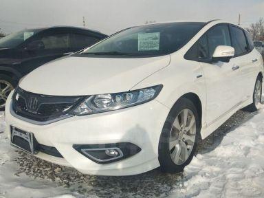 Honda Jade, 2015