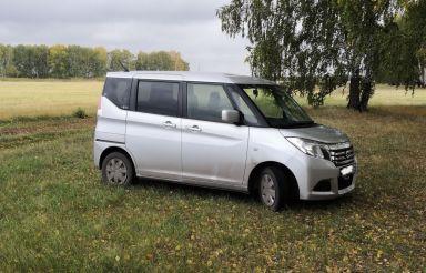 Suzuki Solio, 2016