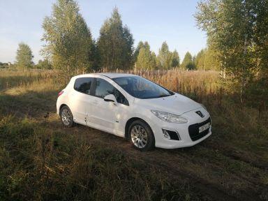 Peugeot 308 2011 отзыв автора | Дата публикации 09.10.2020.