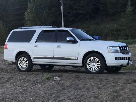Lincoln Navigator 2013 - отзыв владельца