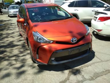 Toyota Prius a, 2015