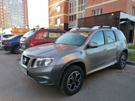 Nissan Terrano 2020 - отзыв владельца