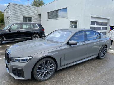 BMW 7-Series, 2020