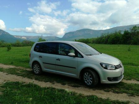 Volkswagen Touran 2011 - отзыв владельца