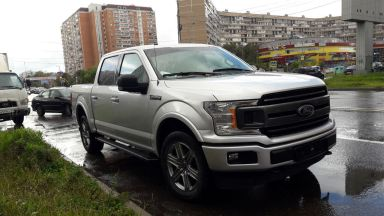 Ford F150, 2018