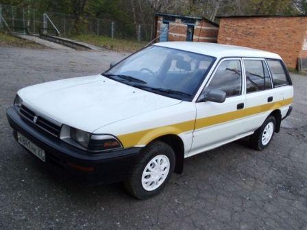 Toyota Sprinter 1991 - отзыв владельца