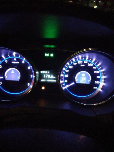 Hyundai Sonata, 2010