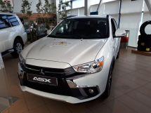 Отзыв о Mitsubishi ASX, 2018 отзыв владельца
