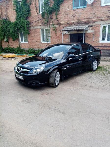 Opel Vectra 2008 - отзыв владельца