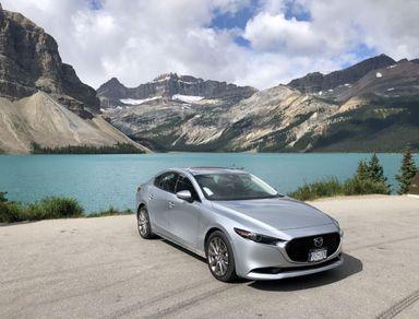 Mazda Mazda3 2020 отзыв автора | Дата публикации 21.10.2020.