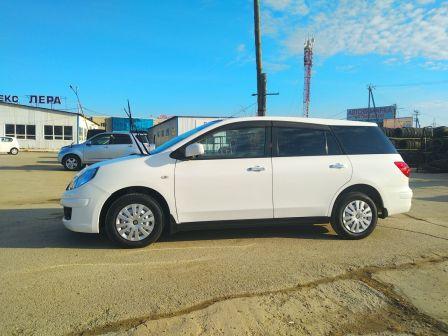 Nissan AD 2016 - отзыв владельца