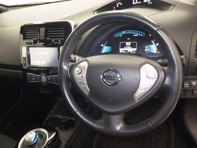 Nissan Leaf 2014 отзыв автора | Дата публикации 13.10.2020.