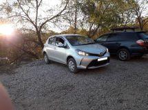 Отзыв о Toyota Vitz, 2016 отзыв владельца