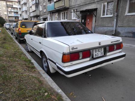 Toyota Mark II 1985 - отзыв владельца