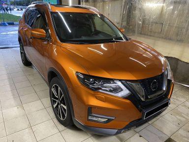 Nissan X-Trail 2018 отзыв автора | Дата публикации 20.10.2020.