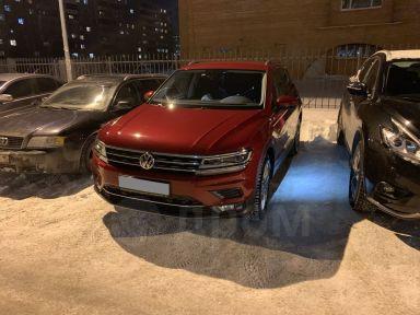 Volkswagen Tiguan 2017 отзыв автора | Дата публикации 21.10.2020.