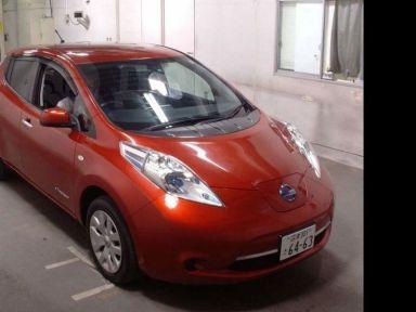Nissan Leaf 2013 отзыв автора | Дата публикации 24.10.2020.