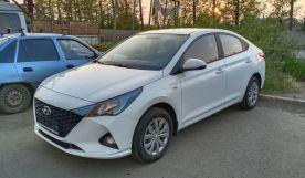 Отзыв о Hyundai Solaris, 2020 отзыв владельца