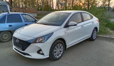 Hyundai Solaris 2020 отзыв автора | Дата публикации 24.10.2020.