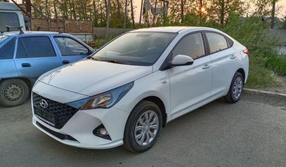Hyundai Solaris 2020 - отзыв владельца