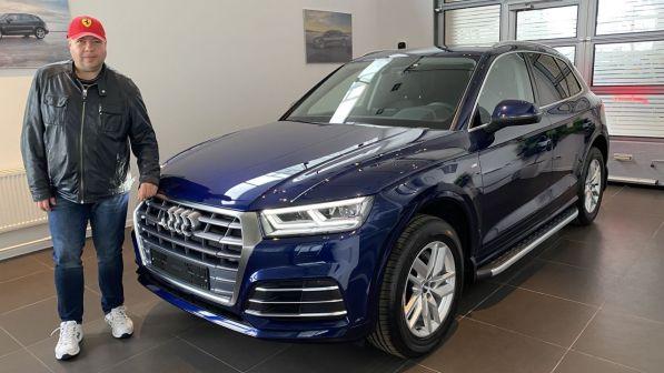 Audi Q5 2019 - отзыв владельца