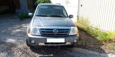 Suzuki Grand Vitara XL-7, 2004