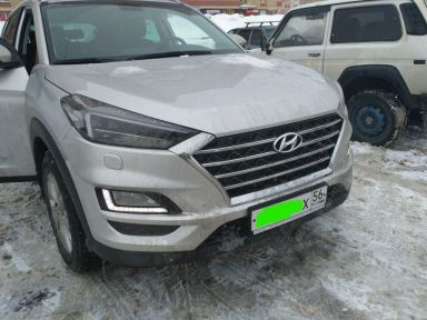 Hyundai Tucson 2019 отзыв автора | Дата публикации 28.10.2020.