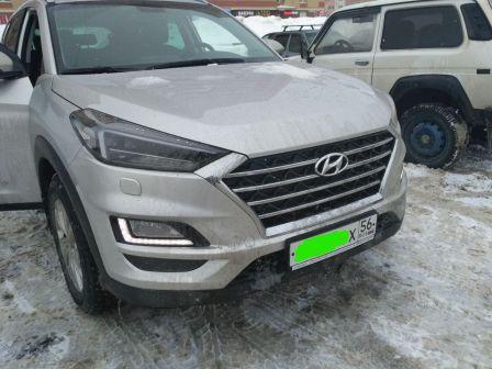 Hyundai Tucson 2019 - отзыв владельца