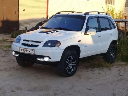 Chevrolet Niva 2011 - отзыв владельца