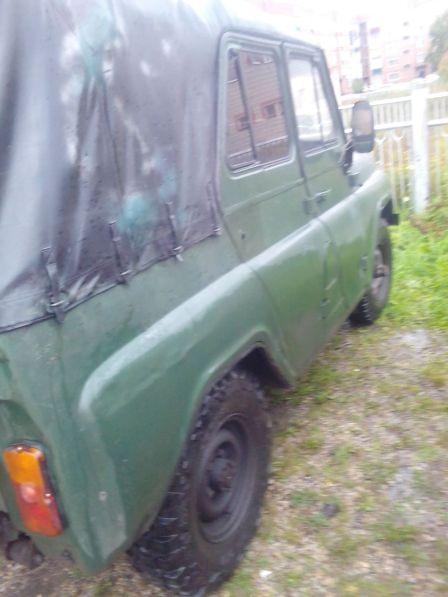 УАЗ 469 1976 - отзыв владельца