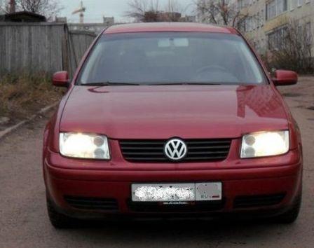 Volkswagen Bora 2005 - отзыв владельца