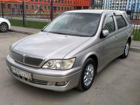 Toyota Vista Ardeo 2002 - отзыв владельца